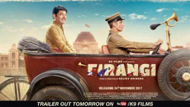 Official Trailer of Kapil Sharma's Firangi