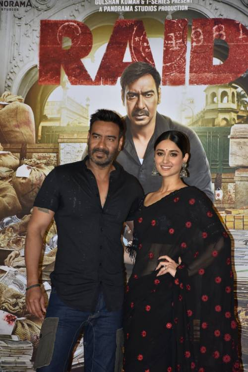Raid Fourth Weekend Box Office Collection