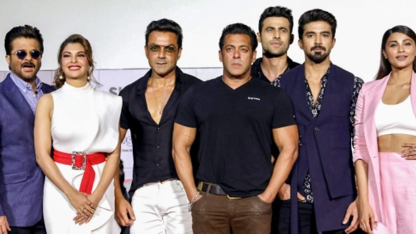 Race 3 Box Office Collection Day 11