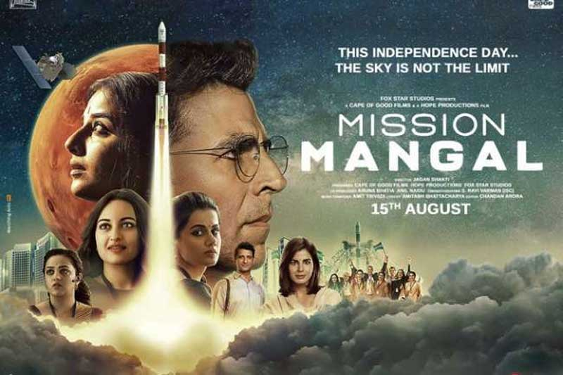 Mission Mangal Box Office Collection | Day-wise Net Earnings in India