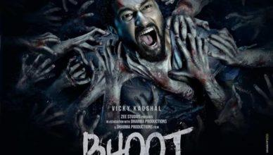 Bhoot Box Office Collection | Day-wise Net Earnings in India
